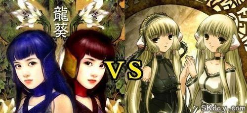 龙葵VS小叽